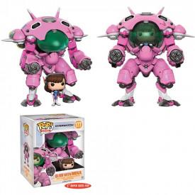 Overwatch - POP D.Va et de son Meka Big Figurine