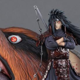 Naruto Shippuden - Figurine Madara Uchiwa HQS+ by TSUME image