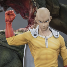 One Punch Man - Figurine Saitama HQS by TSUME image
