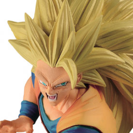 Dragon Ball Super - Figurine Sangoku SSJ 3 FES Figure Vol.4