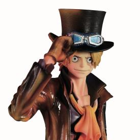 One Piece - Figurine Sabo SCultures Burning Color Ver. image