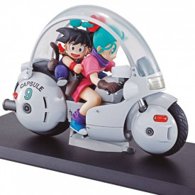 Dragon Ball - Diorama Sangoku et Bulma Desktop Real McCoy image