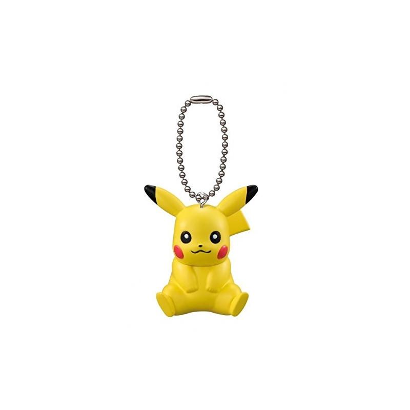 Pokémon - Strap Figurine Pikachu Pocket Monsters Sun & Moon