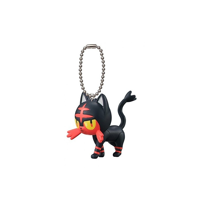 Pokémon - Strap Figurine Nyabby Pocket Monsters Sun & Moon