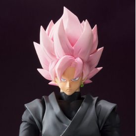 Dragon Ball Super - Figurine Goku Black SH Figuarts image