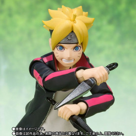 Boruto Naruto Next Generations - Figurine Boruto SH Figuarts image
