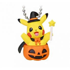Pokémon - Strap Pikachu Halloween Ver.F