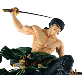 One Piece - Figurine Roronoa Zoro World Colosseum Vol.1