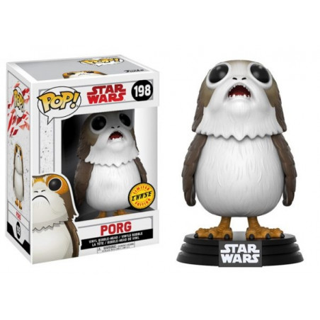 Star Wars - POP Porg Chase Limited Edition image