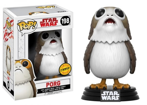 Star Wars - POP Porg Chase Limited Edition