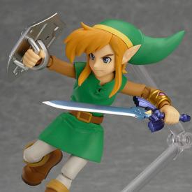 The Legend of Zelda - Figurine Link Figma Deluxe Edition