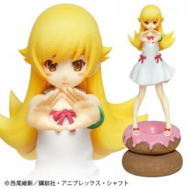 Monogatari Series - Figurine Oshino Shinobu Donut Ver.