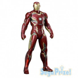 Iron Man - Figurine Iron Man Mark 45 Avengers Marvel Universe