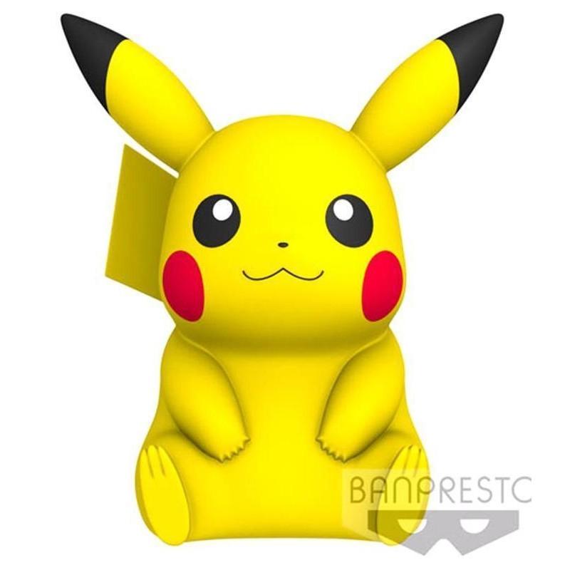 Pokemon - Tirelire Pikachu Pokemon Pocket Monsters Sun & Moon