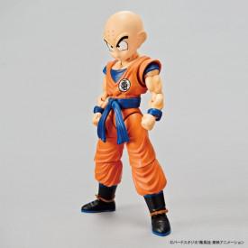 Dragon Ball Z - Maquette Articulée Krilin Figure-rise Standard