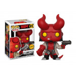 Hellboy - POP Hellboy Chase Limited Edition
