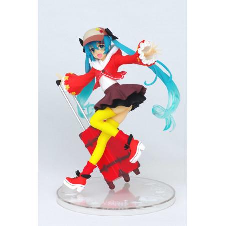 Vocaloid - Figurine Hatsune Miku Original Akifuku ver.