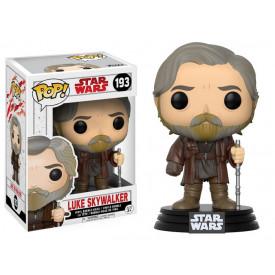 Star Wars The Last Jedi - POP Luke Skywalker Figurine