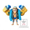 One Piece - Figurine Franky WCF Limited 20th Vol.2
