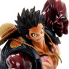 One Piece - Figurine Luffy Gear Fourth SCultures Big Special Color