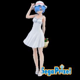 Re Zero - Figurine Rem White Dress Ver.
