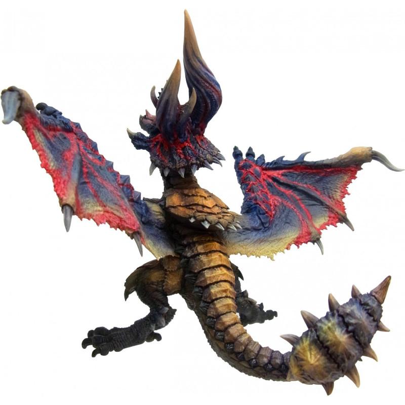 Monster Hunter - Figurine Massacre Demon Diablos Monster Hunter Model Plus Vol.8