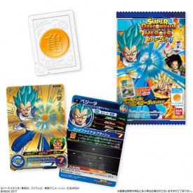 Super Dragon Ball Heroes - Card Super Dragon Ball Heroes Gummy Part.4