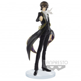 Code Geass - Figurine Lelouch Lamperouge EXQ