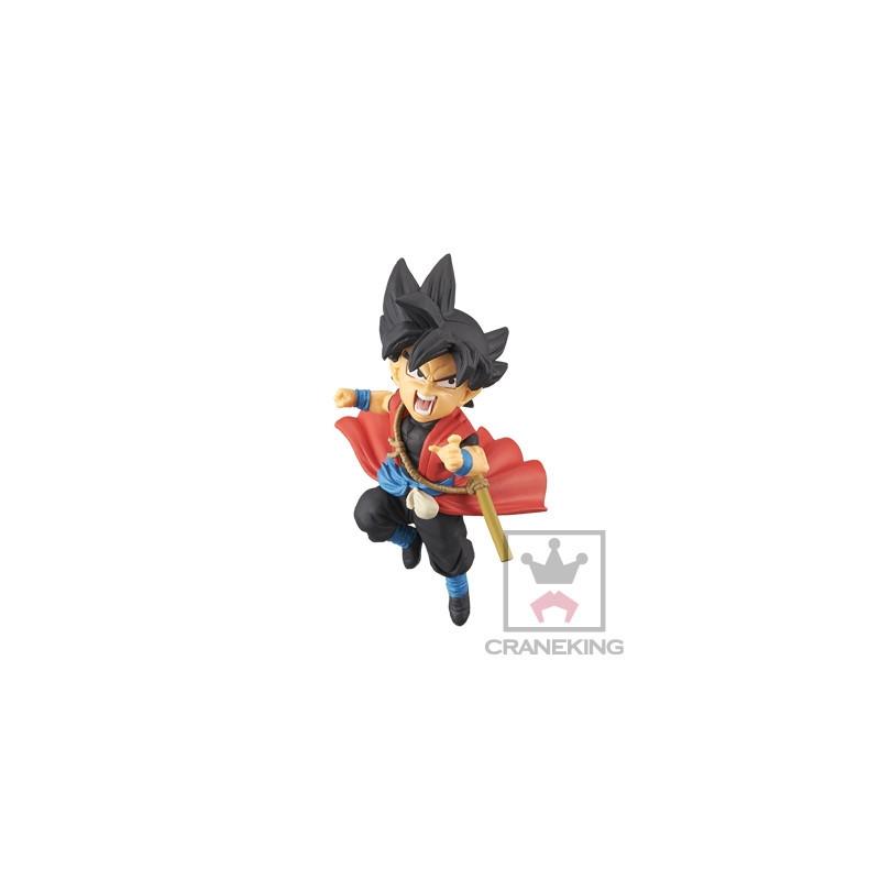 Super Dragon Ball Heroes Figurine Xeno Sangoku Wcf Collection 7th Anniversary