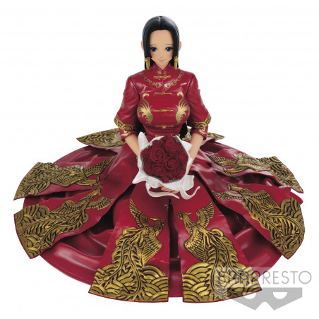One Piece - Figurine Boa Hancock Zoukei Monogatari