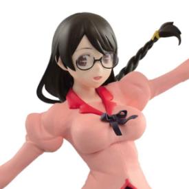 Kizumonogatari - Figurine Tsubasa Hanekawa SQ