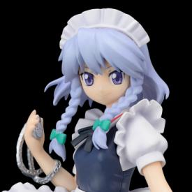 Touhou Project - Figurine Izayoi Sakuya PM