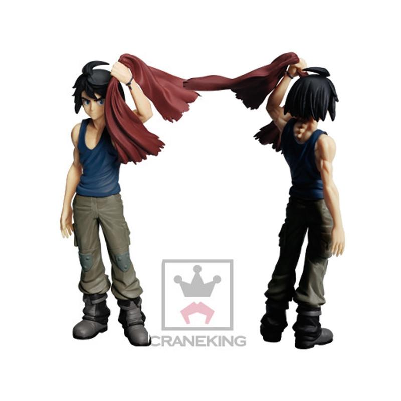 Mobile Suit Gundam Iron-Blooded Orphans - Figurine Mikazuki Augus DXF