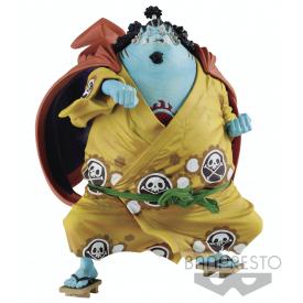 One Piece - Figurine Jinbei King Of Artist