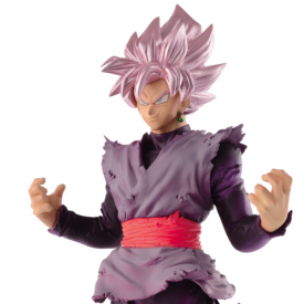 Dragon Ball Super - Figurine Black Goku Rose Blood of Saiyans Figure