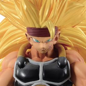 Super Dragon Ball Heroes - Figurine Baddack Xeno SSJ 3 DXF Vol.3