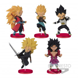 Super Dragon Ball Heroes - Pack World Collectable Figure Collection Vol.2 image