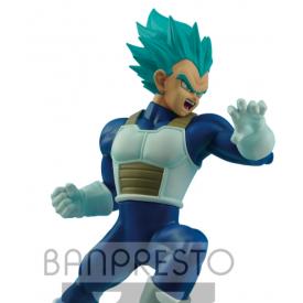 Dragon Ball Super In Flight Fighting - Figurine Vegeta SSJ Blue