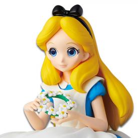 Alice in Wonderland - Figurine Alice Disney Characters Crystalux