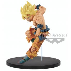 Dragon Ball Z Match Makers - Figurine Sangoku Super Saiyan