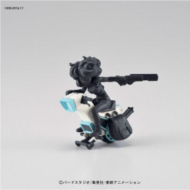 Dragon Ball - Maquette Dragon Ball Mecha Collection Lunch's One-wheel Vol.3