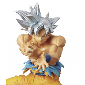 Dragon Ball Super - Figurine Sangoku Ultra Instinct DXF Super Warriors Special