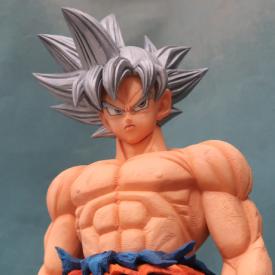 Dragon Ball Super - Figurine Sangoku Ultra Instinct Grandista Resolution Of Soldiers Ver.3 image
