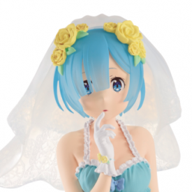 Re Zero Starting Life In Another World - Figurine Rem EXQ image