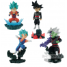 Dragon Ball Super - Figurine Pack WCF Diorama Vol.1