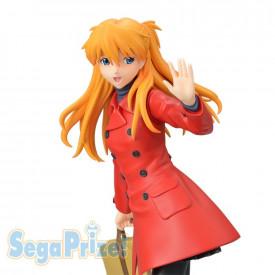Evangelion - Figurine Asuka Langley Coat Ver.