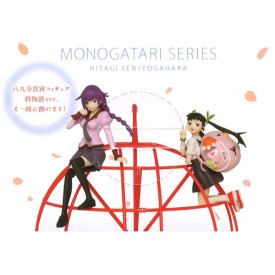 Monogatari Series - Figurine Senjougahara Hitagi Owarimonogatari ver.
