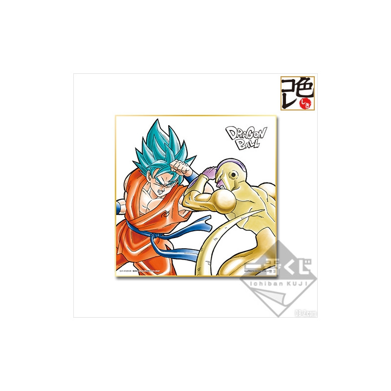 Dragon Ball Ichiban Kuji Lot F stand pour smartphone Freezer