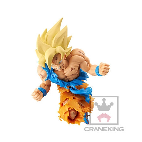 Dragon Ball Z - Figurine Sangoku SSJ Jump 50th Anniversary