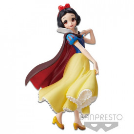 Blanche Neige - Figurine Blanche Neige Disney Characters Crystalux